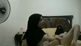 Hot higab Egyptian milf having sex part 2