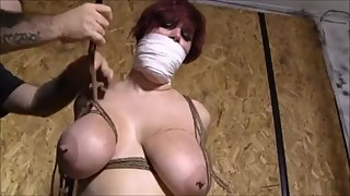 Jolie Rain [Brendasbound] - Not the fucking bucket - Big Breast Bondage