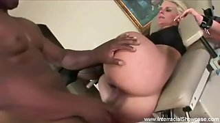 Slut MILF Blonde Rough Fuck